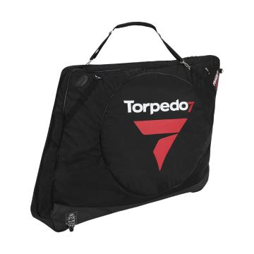 Torpedo7 Elite MTB Travel Bike Bag - Black
