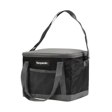 Torpedo7 10 Litre Cooler Bag - Black