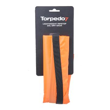 Torpedo7 20L Lightweight Dry Sack - Orange