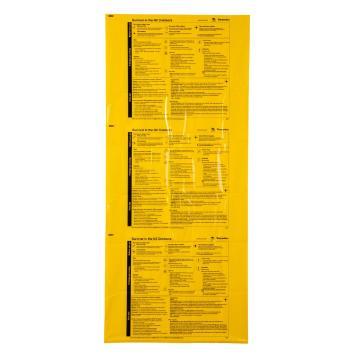Torpedo7 Pack Liner - Yellow