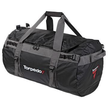 Torpedo7 Heavy Duty Duffel Bag - 65L - Black