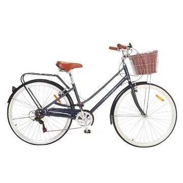 Torpedo7 Women's Classique Aluminium Bike - Ink