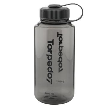 Torpedo7 Guzzler Drink Bottle - 1000ml - Charcoal