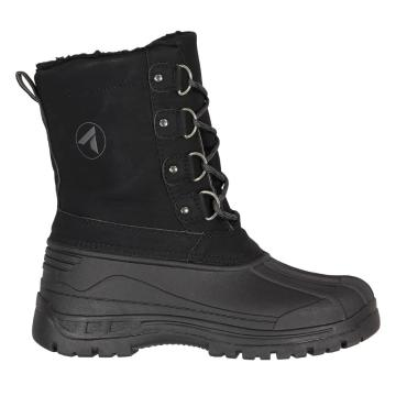 Torpedo7 Men's Caracal Snow Boots - Black/Castor