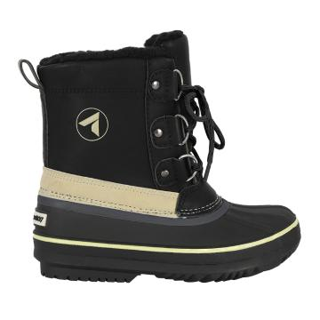Torpedo7 Youth Snow Cubs II Winter Boots - Black/Charcoal