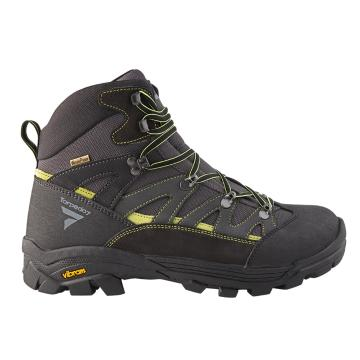 Torpedo7 Heaphy Ortholite Hiking Boots - Grey/Lime