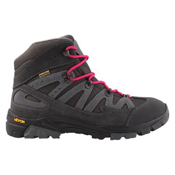 Torpedo7 Girl's Kepler Vibram Hiking Boots - Dark Grey