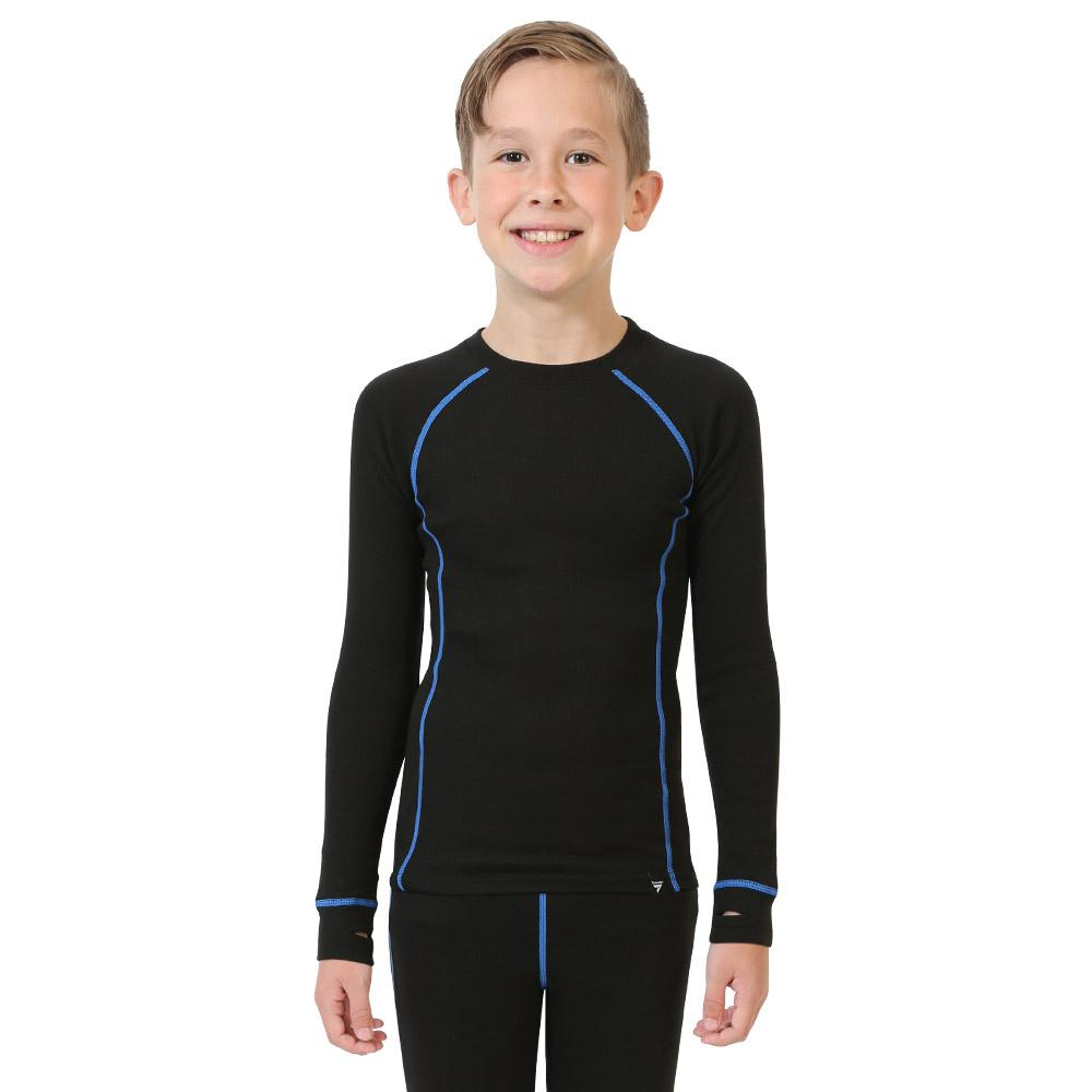 Kid's Polypro Long Sleeve Thermal Top