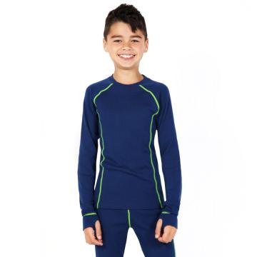 Torpedo7 Youth Polypro Long Sleeve Thermal Top