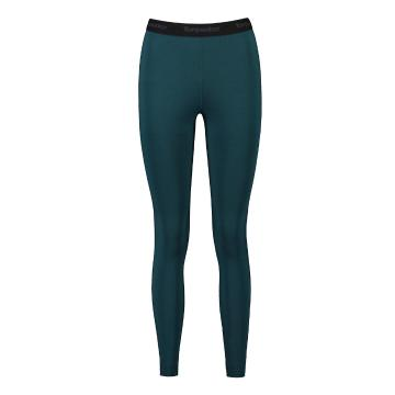 Torpedo7 Women's Nano Core Thermal Tights - Teal