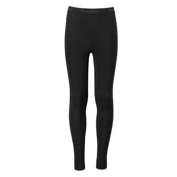 Torpedo7 Youth Nano Core Thermal Tights - Black