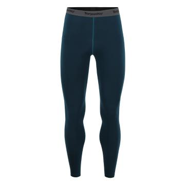 Torpedo7 Men's Nano Core Thermal Tights - Airforce/Ocean