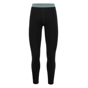 Torpedo7 Women's Nano Core Thermal Tights - Black/Black