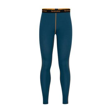 Torpedo7 Men's Nano Core Thermal Tights - Sapphire Blue
