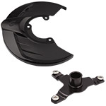 Torpedo7 Front Disc Guard Cover & Mounting Kit