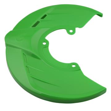 Torpedo7 Front Disc Guard Cover - Green