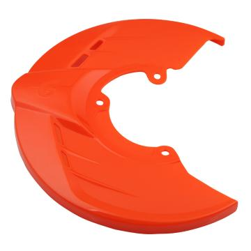Torpedo7 Front Disc Guard Cover - Orange