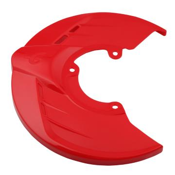 Torpedo7 Front Disc Guard Cover - Red