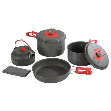 Torpedo7 Premiere Aluminium Cook Set