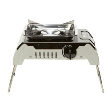 Torpedo7 Single Burner Butane Tourer Stove - Black