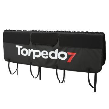 Torpedo7 Ute Tailgate Pad with Bungy Kit - Black