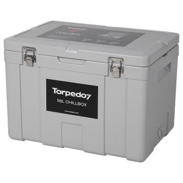 Torpedo7 ChillBox 56L With Tray - Light Grey