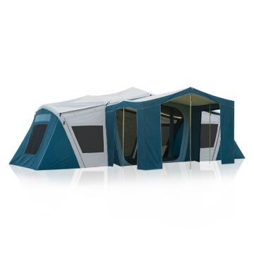 Torpedo7 Sierra Air Canvas 3-Room Family Tent