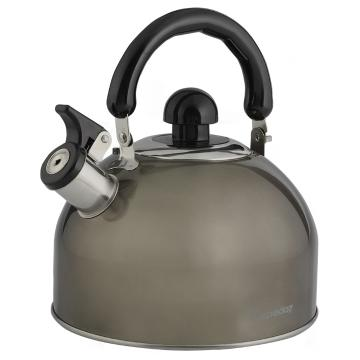 Torpedo7 Stainless Steel Whistling Kettle - 2.5 L