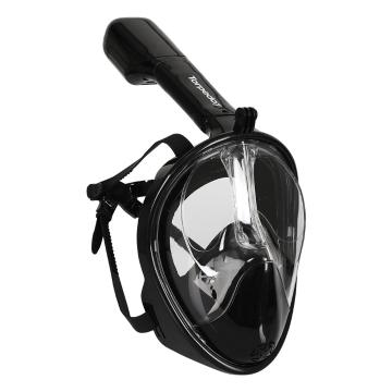 Torpedo7 Free Breather Mask - Black