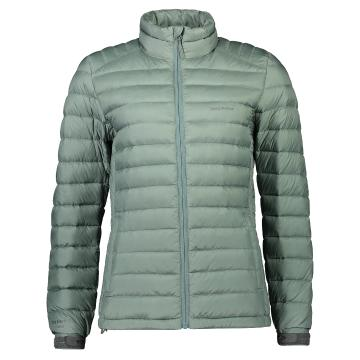 Torpedo7 Women's Belay V4 Down Jacket - Forest