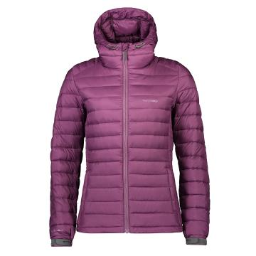 Torpedo7 Women's Resolve V4 Down Jacket - Plum