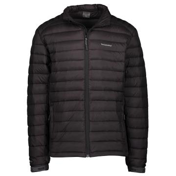 Torpedo7 Men's Belay V4 Down Jacket - Black