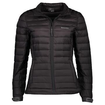 Torpedo7 Women's Belay V4 Down Jacket - Black