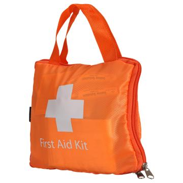 Torpedo7 Hiker 4 Person First Aid Kit - Orange