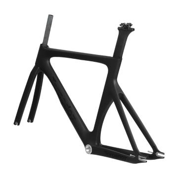 Torpedo7 Full Carbon Track Frame (with Headset, Seatpost & Cap ...