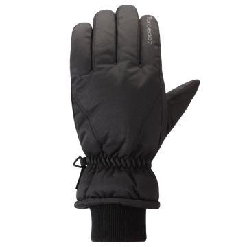 Torpedo7 Adult's Aspiring Snow Gloves - Black