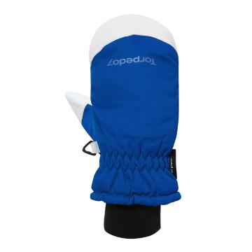 Torpedo7 Kid's Yeti Mittens - French Blue
