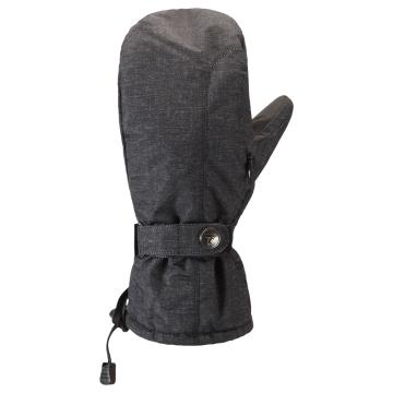 Torpedo7 Adult Ride Mitten - Dark Grey Marle