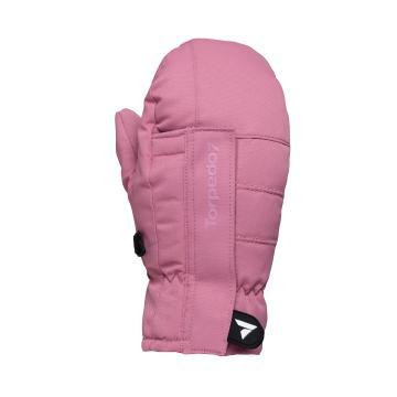 Torpedo7 Tots Frosty Mittens - Dusty Pink