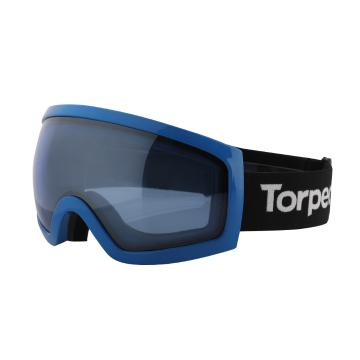 Torpedo7 Adults Carve Snow Goggles - Teal