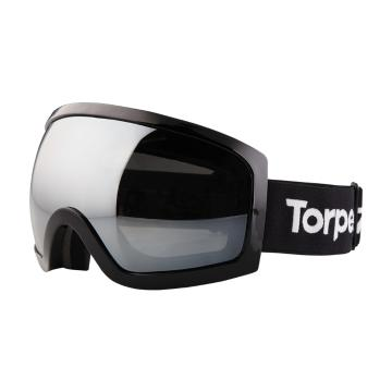 Torpedo7 Adults Carve Snow Goggles - Black