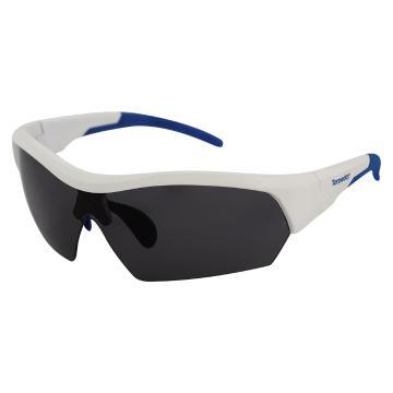 Torpedo7 Jazz Sunglasses - White/Smoke