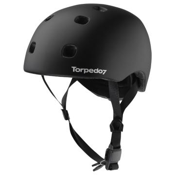 Torpedo7 Youth Raider II Helmet - Black