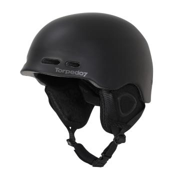Torpedo7 Axis Snow Helmet - Matt Black