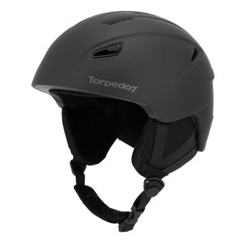 Torpedo7 Sector Snow Helmet - Matt Black