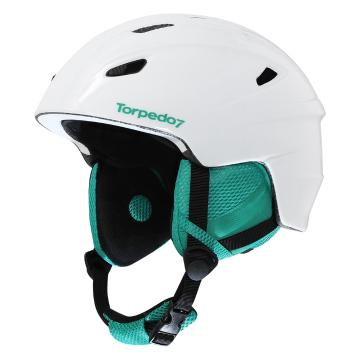 Torpedo7 Sector Snow Helmet - White Gloss