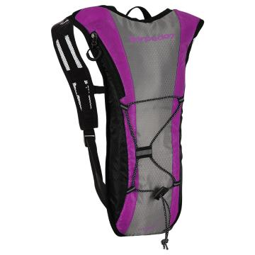 Torpedo7 Hydro3 2L Hydration Pack - Platinum/Berry/Blk
