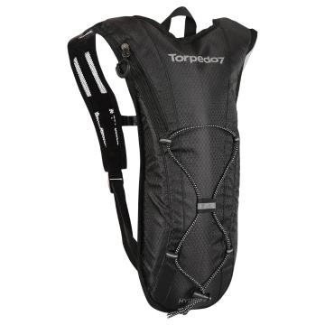 Torpedo7 Hydro3 2L Hydration Pack - Black