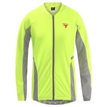 Torpedo7 Women's Beacon Long Sleeve Cycle Jersey