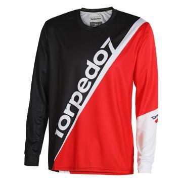 Torpedo7 Men's Ace Long Sleeve MTB Cycle Jersey